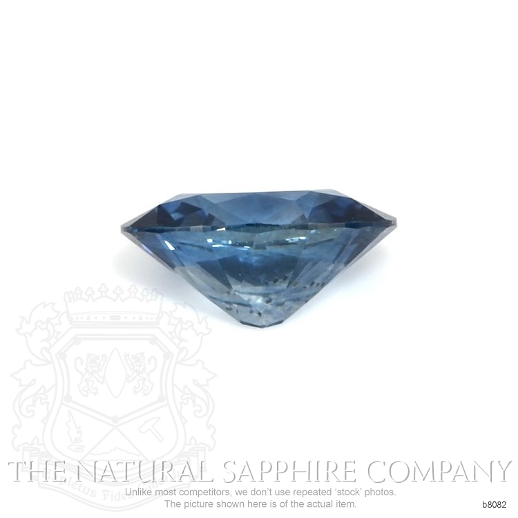 Natural Blue Sapphire B8082 Image 2