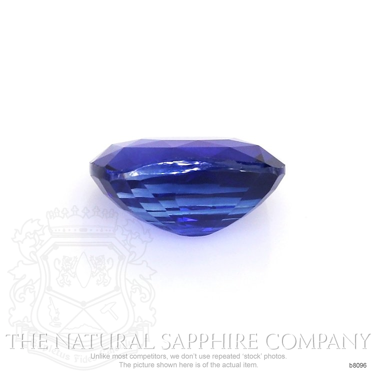 Natural Blue Sapphire B8096 Image 2