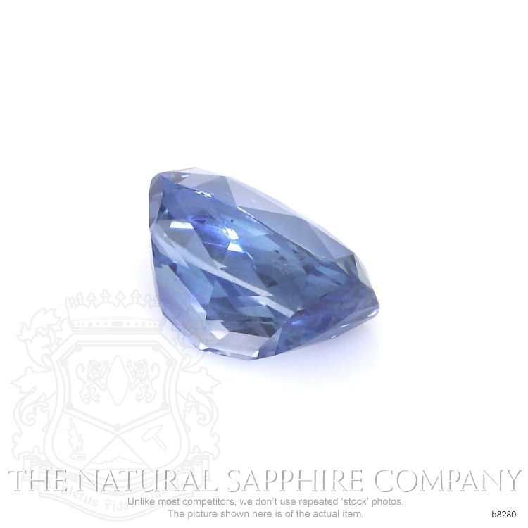 Natural Untreated Blue Sapphire B8280 Image 3