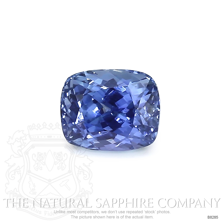 Natural Untreated Blue Sapphire B8285 Image