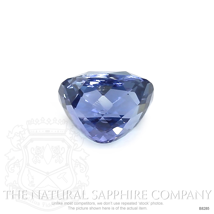 Natural Untreated Blue Sapphire B8285 Image 2