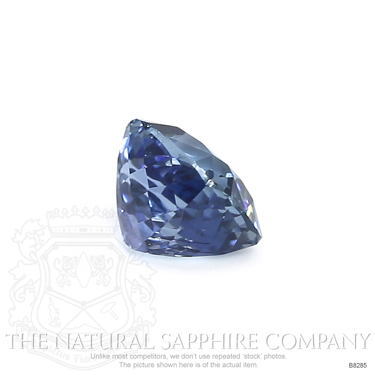 Natural Untreated Blue Sapphire B8285 Image 3