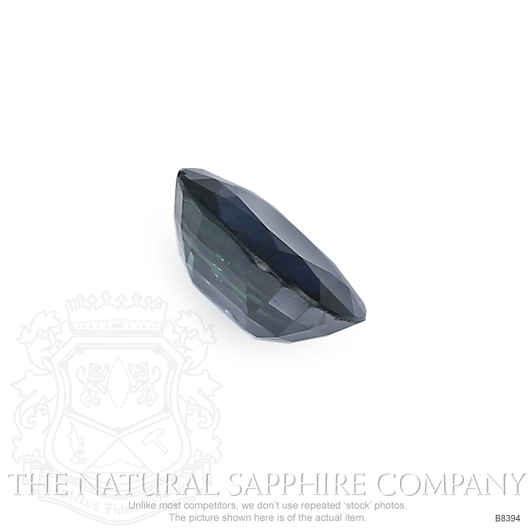 Natural Blue Sapphire B8394 Image 3