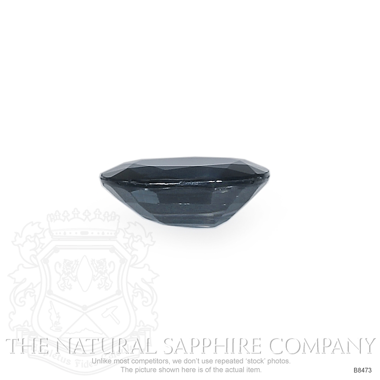 Natural Blue Sapphire B8473 Image 2