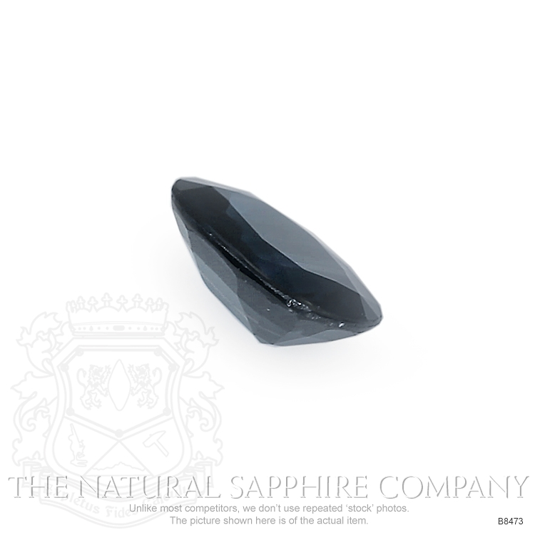 Natural Blue Sapphire B8473 Image 3