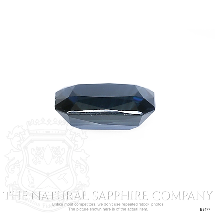 Natural Blue Sapphire B8477 Image 2