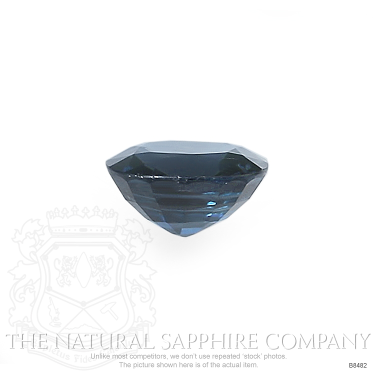 Natural Blue Sapphire B8482 Image 2