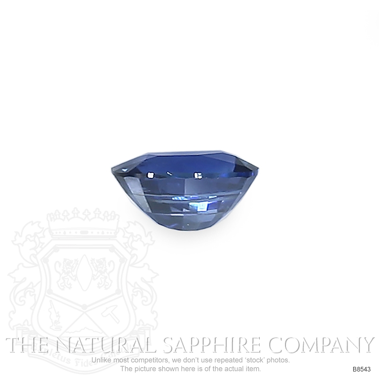 Natural Blue Sapphire B8543 Image 2