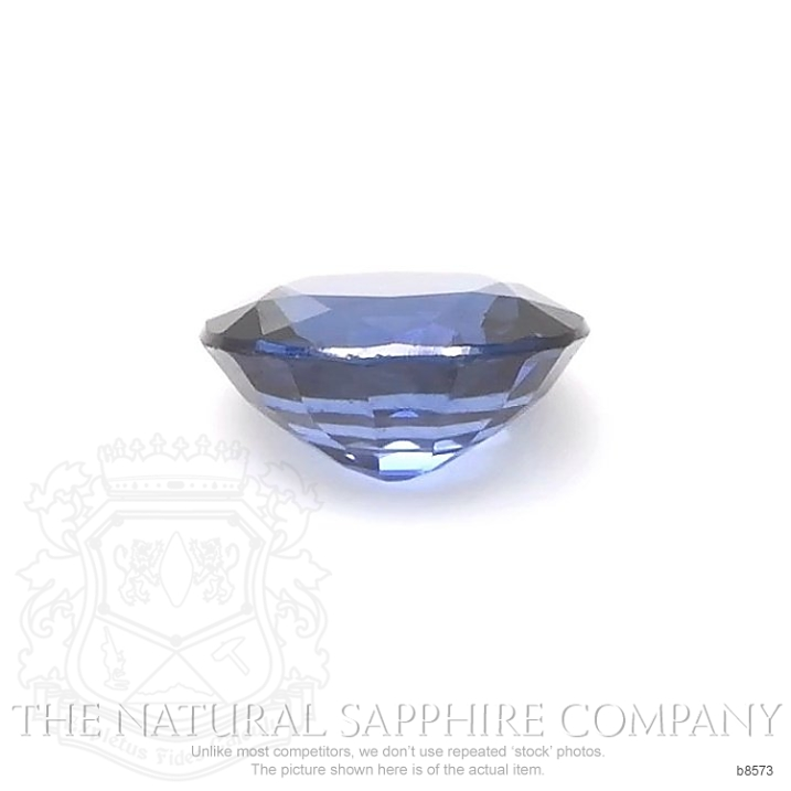 Natural Blue Sapphire B8573 Image 2