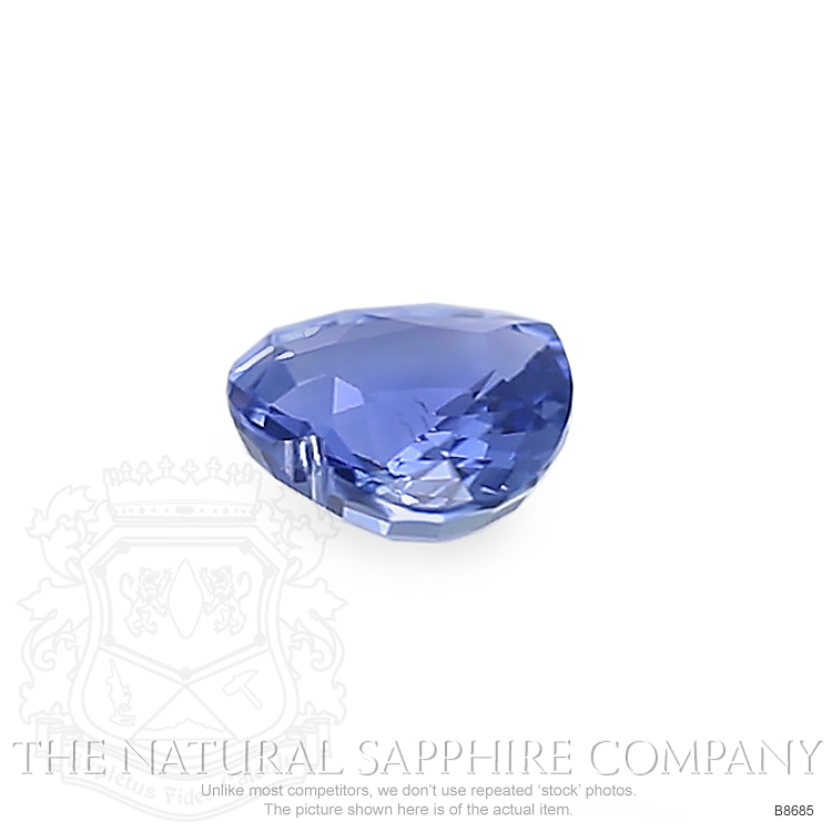 Natural Untreated Blue Sapphire B8685 Image 2