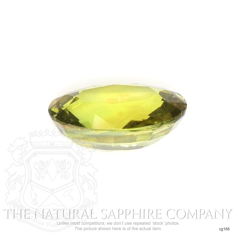 Natural Untreated Bi Color Sapphire CG188 Image 2