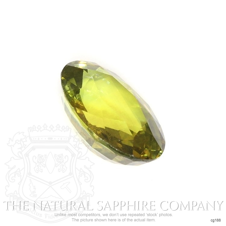 Natural Untreated Bi Color Sapphire CG188 Image 3