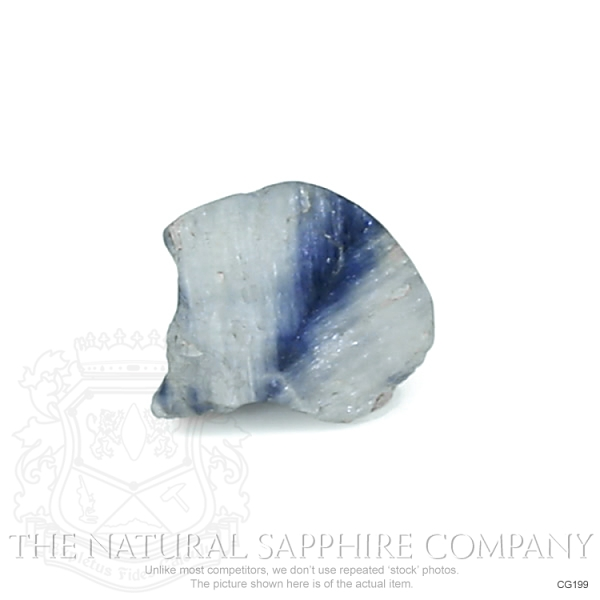 Natural Untreated Bi Color Sapphire CG199 Image