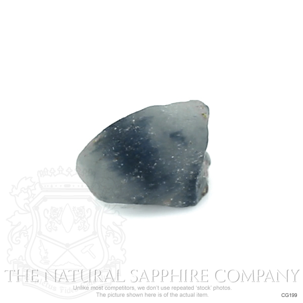 Natural Untreated Bi Color Sapphire CG199 Image 2