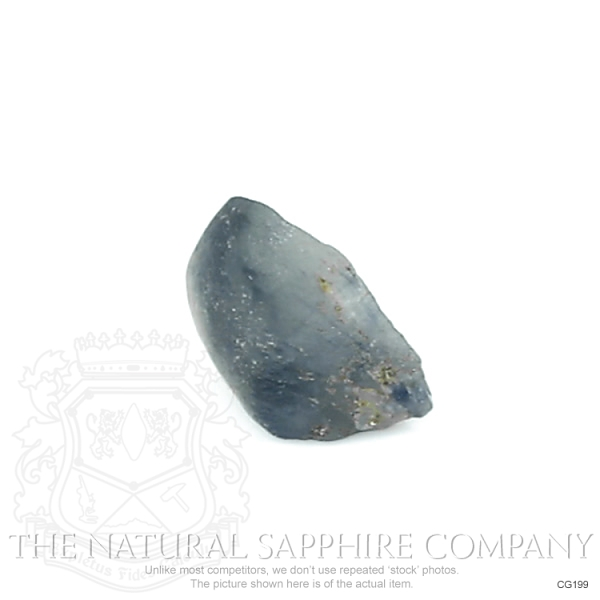 Natural Untreated Bi Color Sapphire CG199 Image 3