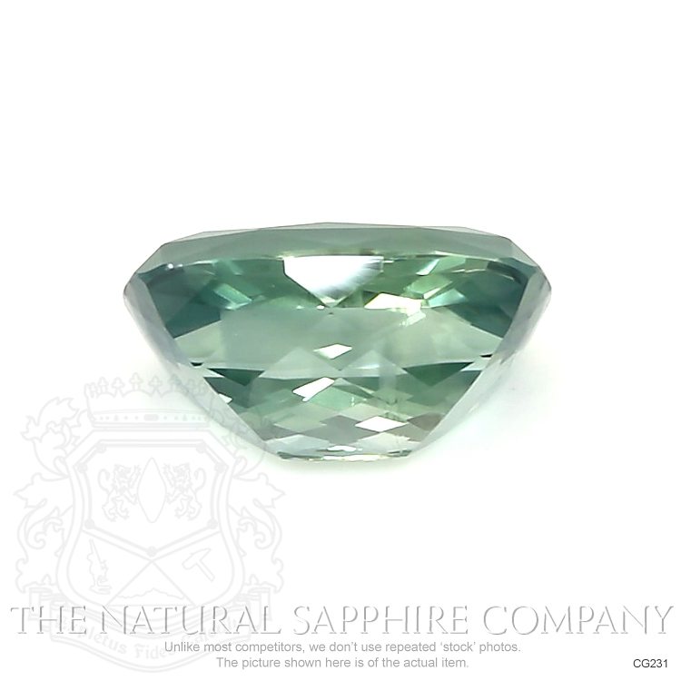 Natural Untreated Bi Color Sapphire CG231 Image 2