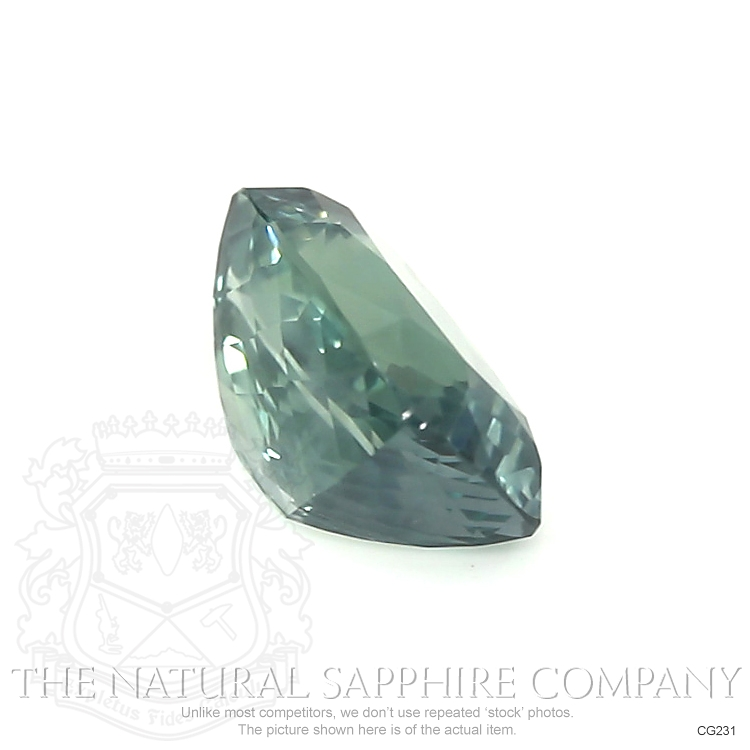 Natural Untreated Bi Color Sapphire CG231 Image 3