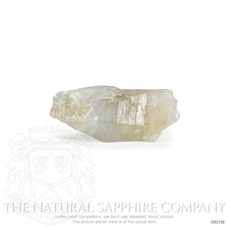 Natural Untreated Crystal Sapphire CR2158 Image 3