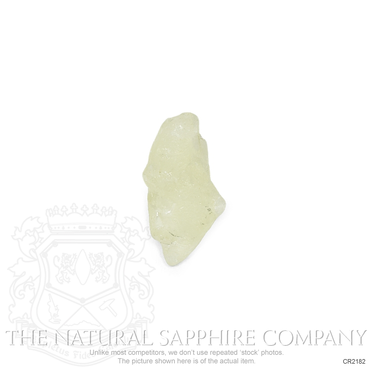 Natural Untreated Crystal Sapphire CR2182 Image