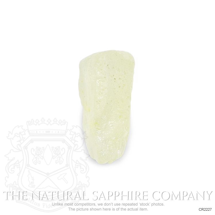 Natural Untreated Crystal Sapphire CR2227 Image