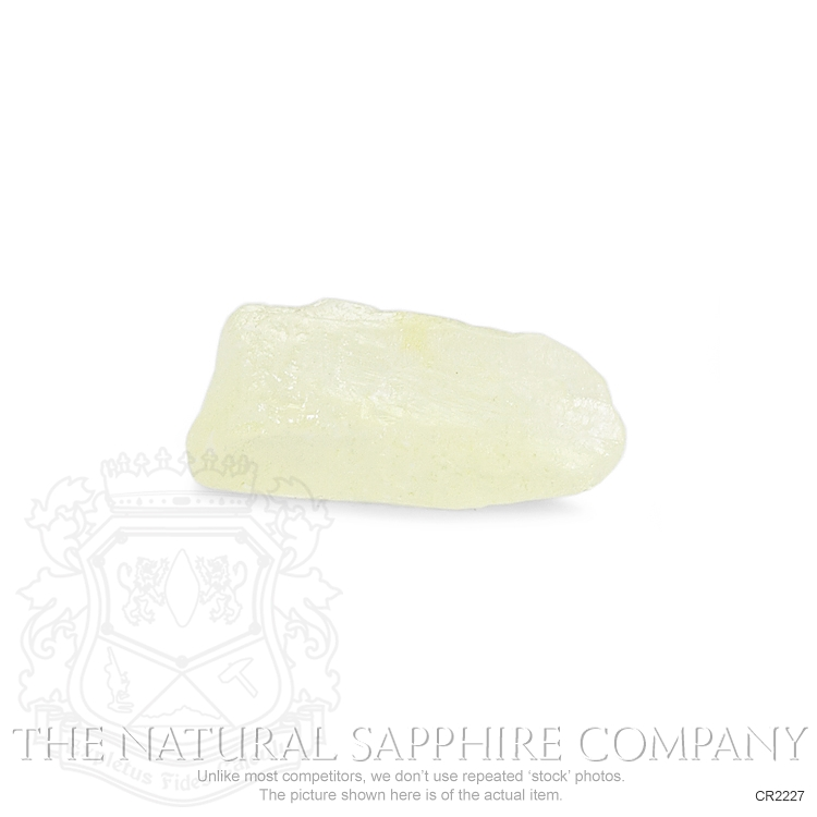 Natural Untreated Crystal Sapphire CR2227 Image 2