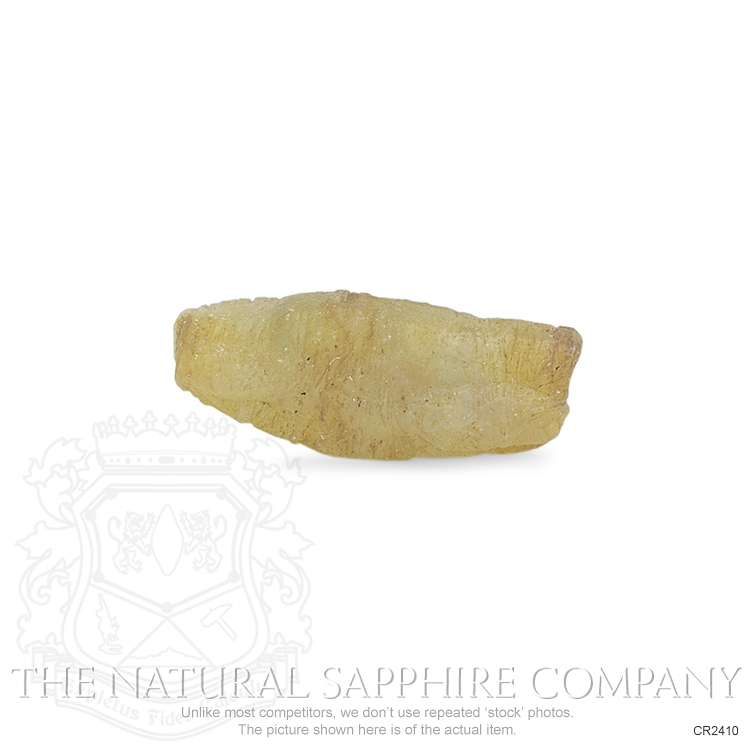 Natural Untreated Crystal Sapphire CR2410 Image 2