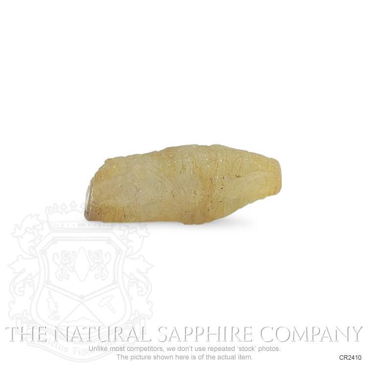 Natural Untreated Crystal Sapphire CR2410 Image 3