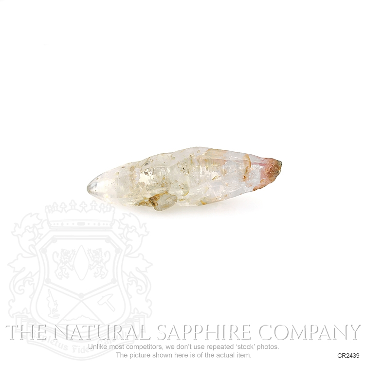 Natural Untreated Crystal Sapphire CR2439 Image