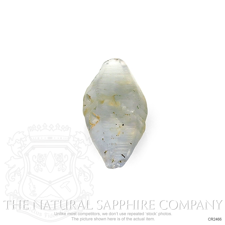 Natural Untreated Crystal Sapphire CR2466 Image