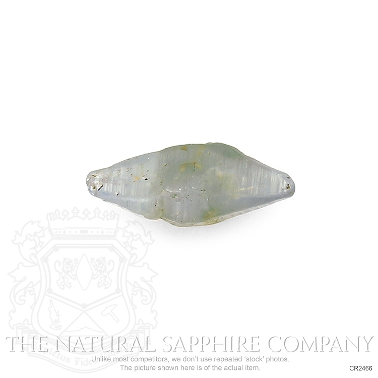 Natural Untreated Crystal Sapphire CR2466 Image 2