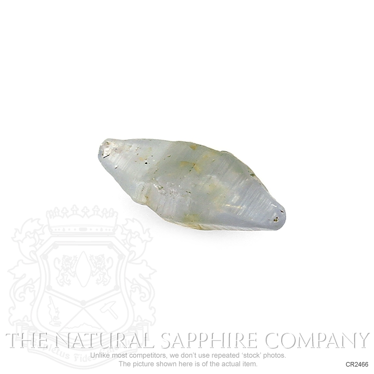 Natural Untreated Crystal Sapphire CR2466 Image 3