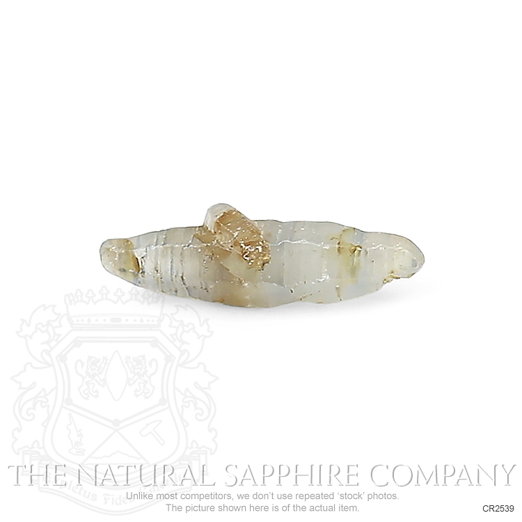 Natural Untreated Crystal Sapphire CR2539 Image