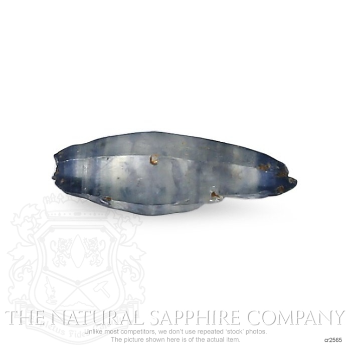 Natural Untreated Crystal Sapphire CR2565 Image 2