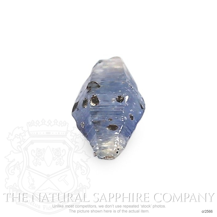 Natural Untreated Crystal Sapphire CR2566 Image