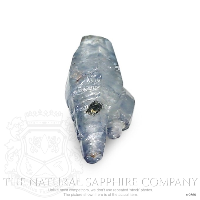 Natural Untreated Crystal Sapphire CR2569 Image