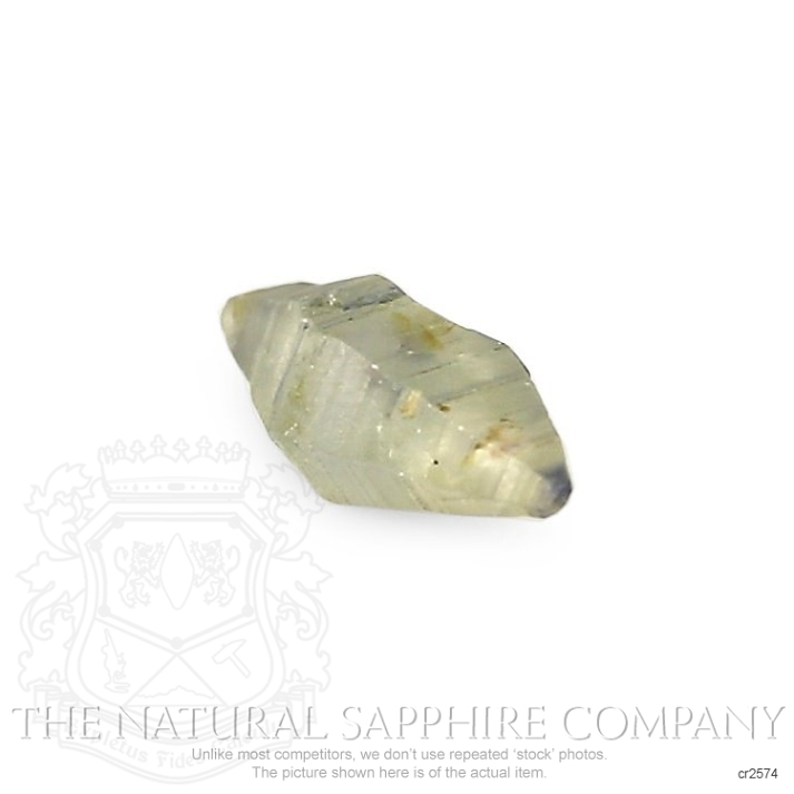Natural Untreated Crystal Sapphire CR2574 Image 3