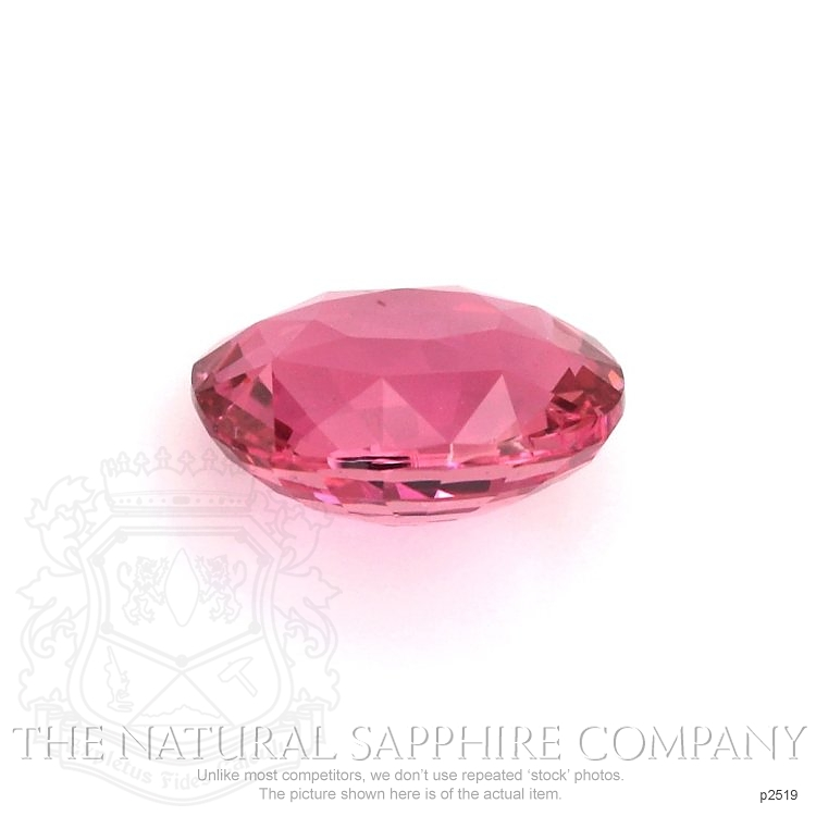 Natural Pink Sapphire P2519 Image 2