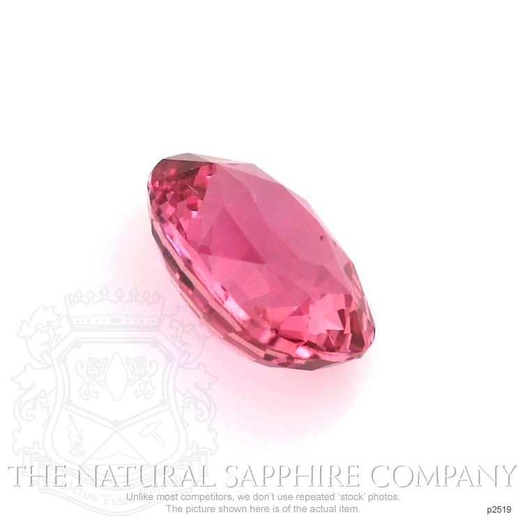 Natural Pink Sapphire P2519 Image 3
