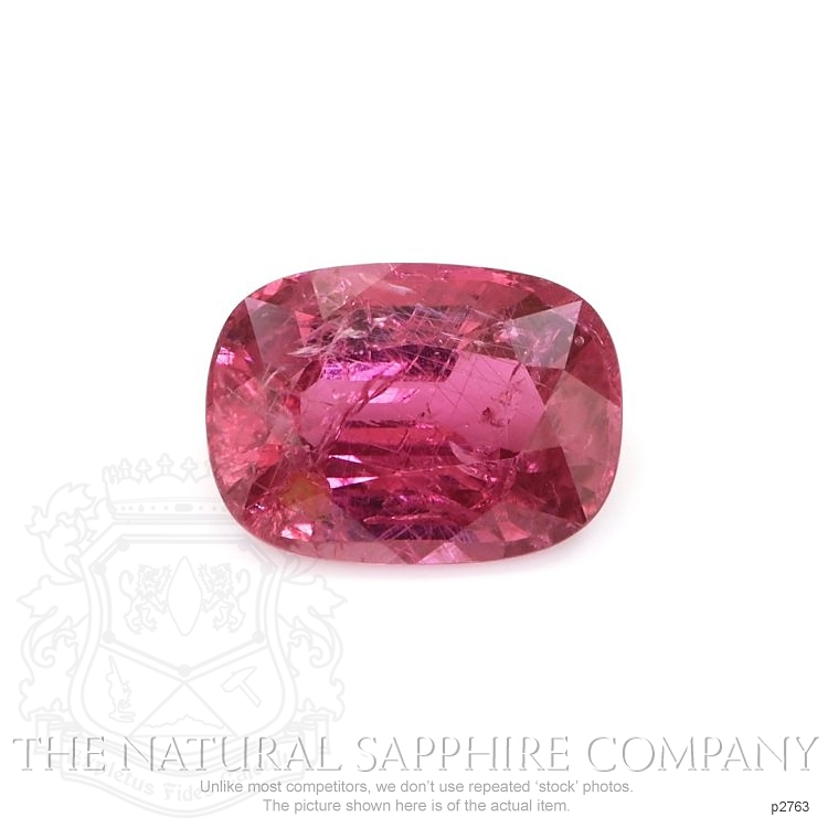 Natural Pink Sapphire P2763 Image