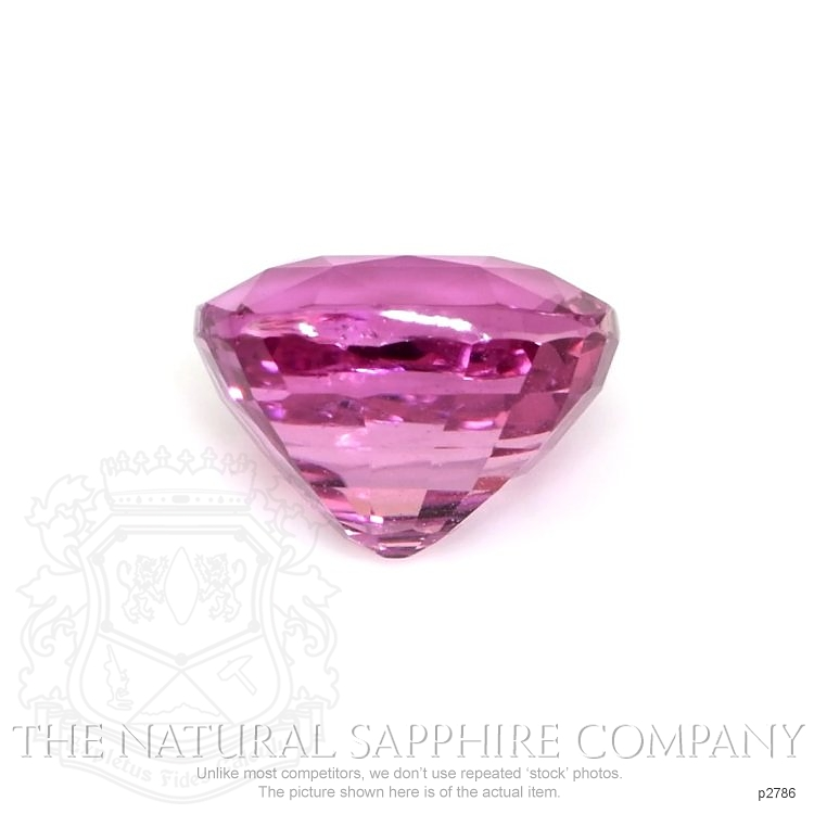 Natural Untreated Pink Sapphire P2786 Image 2