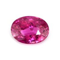 6.01ct Madagascar Oval Pink Sapphire - P2820