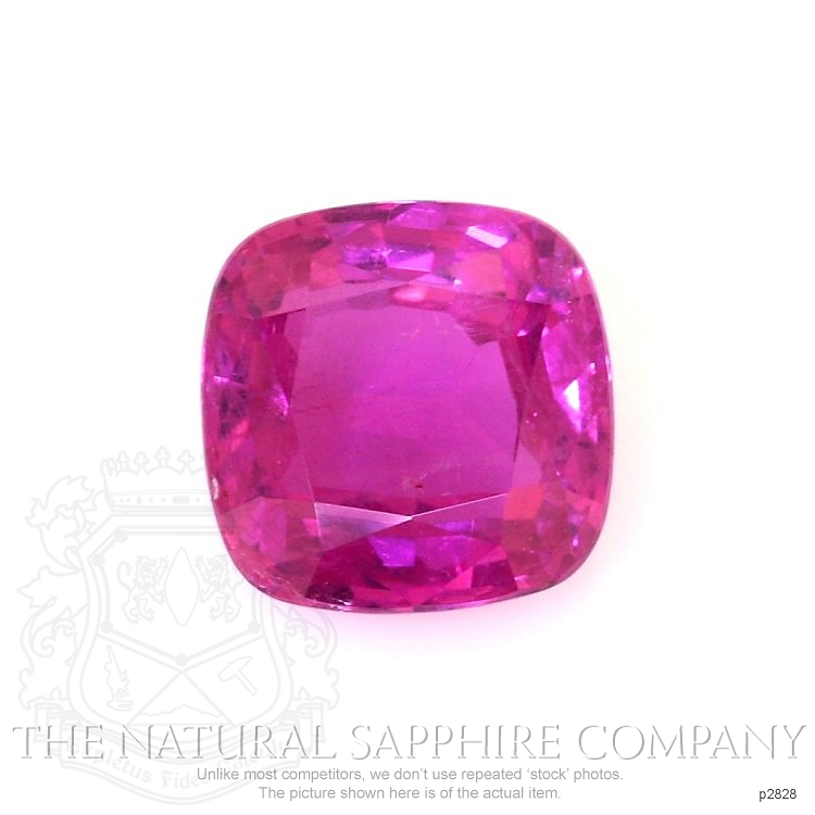 Natural Untreated Pink Sapphire P2828 Image