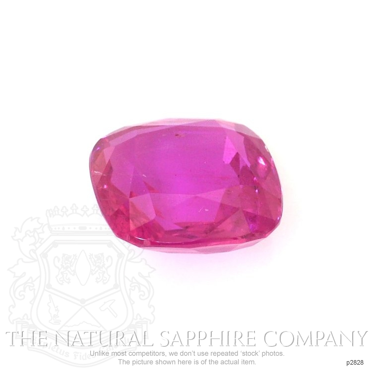 Natural Untreated Pink Sapphire P2828 Image 2