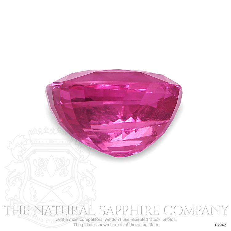 Natural Pink Sapphire P2942 Image 2