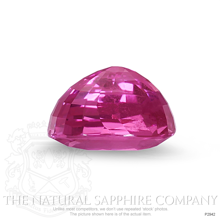 Natural Pink Sapphire P2942 Image 3