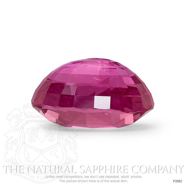 Natural Pink Sapphire P2962 Image 3