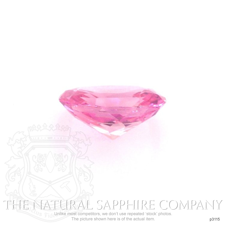 Natural Pink Sapphire P3115 Image 2