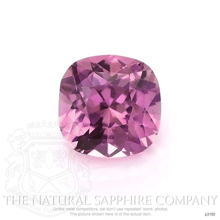 Natural Pink Sapphire P3150 Image