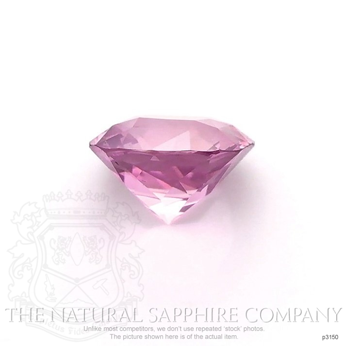 Natural Pink Sapphire P3150 Image 2