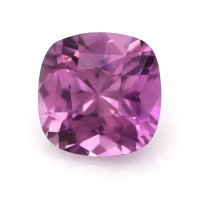 0.73ct Ceylon Cushion Pinkish Purple Sapphire - P3152